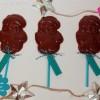 Schokolade Nikolaus - Gebrannte Mandel Schokolade