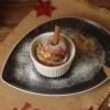 Bratapfel mit Marzipan Amaretto Füllung - vegetarisch