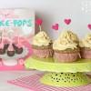 Mohn & weiße Schokolade Cupcakes - Muffins