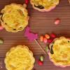 Bärlauch Quiche - vegetarisch