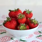 Erdbeer Molke bzw Fruchtsaft Molke - vegetarisch