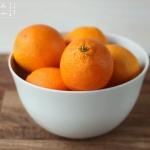 Orangen Topfen Tiramisu ohne Eier - vegetarisch