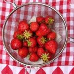 Erdbeer Ananas Mango Smoothie