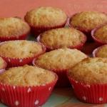 Kokos Muffins - vegetarisch