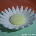 Margariten aus Zucker