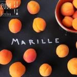 Marillen (Aprikosen) mit Käse - vegetarisch