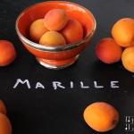 Marillen Joghurt Eis, kalorienarm - vegetarisch