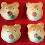 Baguette  und Schweinchen für Silvester