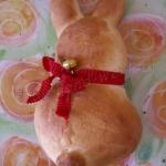 Kokosmilchbrot Haserl - vegetarisch
