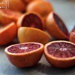 Orangen Zimt Sorbet