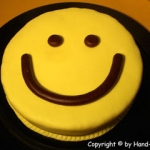 Smiley Torte - Vegetarisch