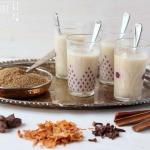 Tee mit Milch - wie im Jemen - vegetarisch