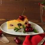 Marillen Topfen Torte - vegetarisch