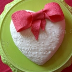 Kokos Trüffelmasse für kleine Kuchen - vegetarisch