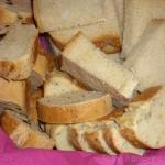 Französisches Brot im Brotbackautomaten