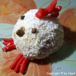Kokosmilchbrot Henderl - vegetarisch
