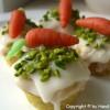Marzipankarotten Muffins - vegetarisch