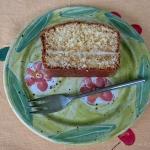 Kokos Ratzfatz Becherkuchen - vegetarisch