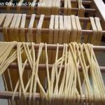 Spaghetti selbstgemacht aus Hartweizengrieß - vegetarisch