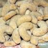 Hedis Vanillekipferl mit Walnüssen - vegetarisch