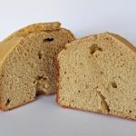 Anis Brot aus dem Brotbackautomat - vegetarisch