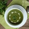 Bärlauch Suppe  Austrian Style