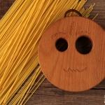 Spaghetti mit Salbei-Butter Tomaten Sauce - vegetarisch