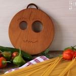 Oregano-Pesto mit Tomaten-Oliven-Spaghetti - vegetarisch
