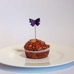 Bärlauch Champignon Muffins - vegetarisch