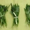 Überbackenes Bärlauch-Pesto Spargel-Brot - vegetarisch