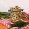 Polnischer Krautsalat mit viiiiellll Dill