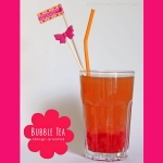 Bubbles Tea: Mango Grüntee aus Sago
