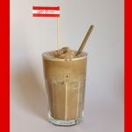Ratzfatz Erfrischung: Kaffee-Bananen-Eis