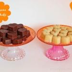 Vegane Schokolade - weiße Vanille Mandel - dunkle Haselnuss Mandel