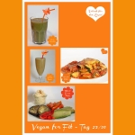 Vegan for Fit -30 Tage Challenge - Tag 25