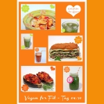 Vegan for Fit -30 Tage Challenge - Tag 04