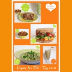 Vegan for Fit -30 Tage Challenge - Tag 08