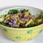 Endivien Kartoffel Salat