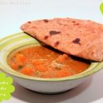 Indisches Kürbis Curry