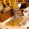 Sweettable zum 40er - Thema Malerei Art