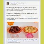 Wow, ich freu mich: Attila Hildmann hat über meinen Blog geschrieben