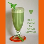 Matcha-Gründonnerstag! - How Matcha Green can you get?