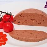 Tomaten-Mozzarella selbermachen - vegan