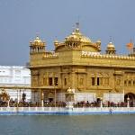 Indien -Golden Temple in Amritsar - 2013