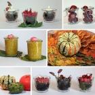 Herbstliche Tischdeko Ideen und Inspirationen