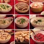 Veganes Buffet & vegane Partys