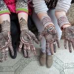 Indische Hochzeit in Delhi- Teil 1