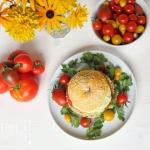 Grünkernlaibchen - vegetarisch