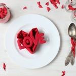 Tischdeko für den Valentinstag - 14 Blogger - 14 Ideen für den Valentinstag