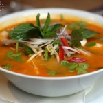 Lokal: Vlaire Uisine - asiatisch vegan essen in Wien